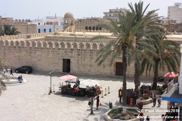 The Great Mosque of Sousse.