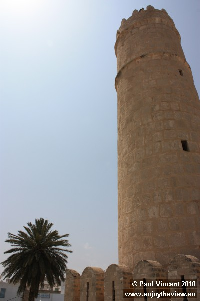 The Ribat of Sousse's Mosque.