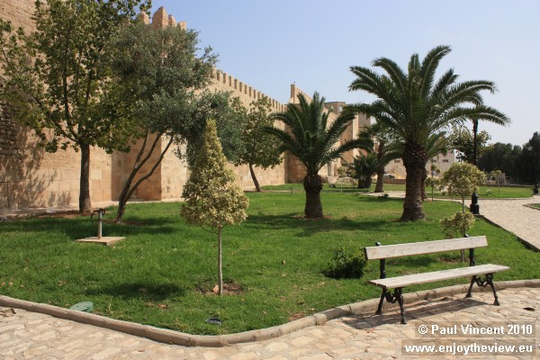 A museum is due to open soon on the western side of the medina.
