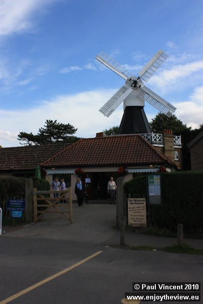 Wimbledon Windmill is a Grade II listed structure on Wimbledon Common.