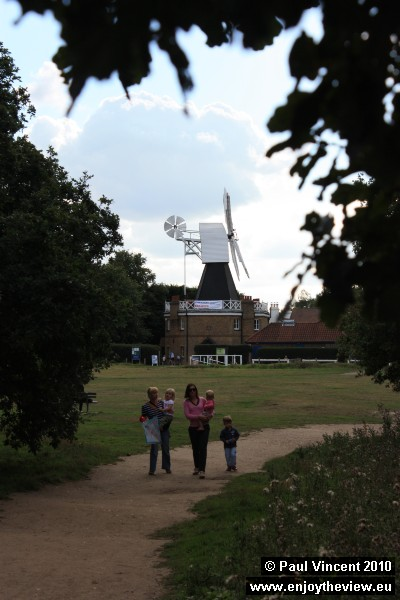 Wimbledon Windmill incorporates a small museum depicting the history of windmills in Britain.