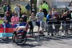 Wheelchair marathon