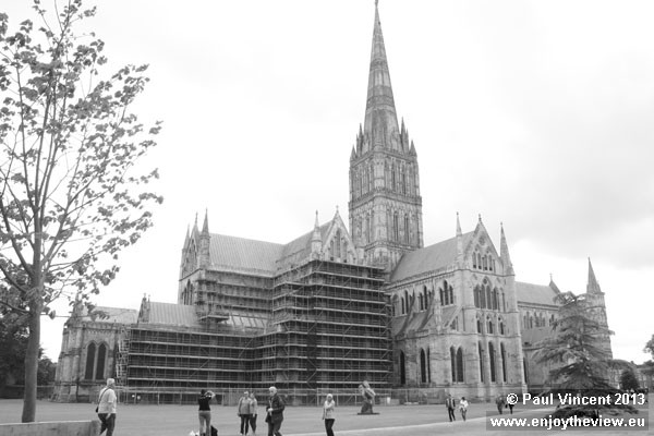 The Anglican cathedral in Salisbury, is a leading example of Early English architecture.