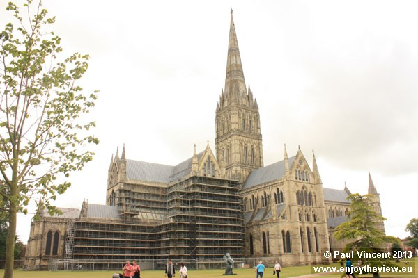 The main body of the cathedral was finished by the consecration on 29th September 1258.