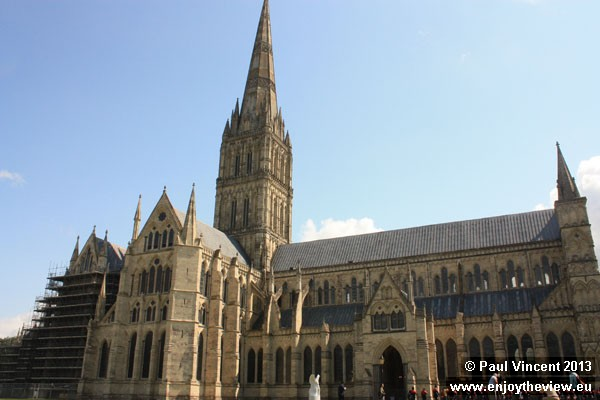 In 2008, the cathedral celebrated the 750th anniversary of its consecration.