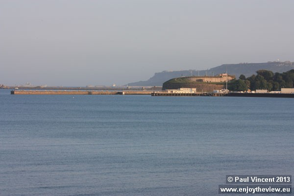 Nothe Fort is a coastal defence that was built in 1872 to protect Portland harbour.