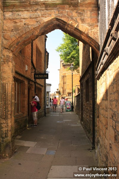 Sherborne Museum is located in Church Lane and was founded in 1968.