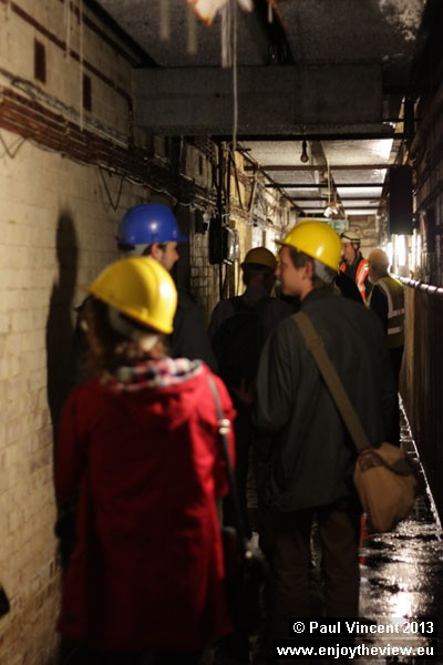 The bunker is open to the public twice a year, including during the London Open House weekend.