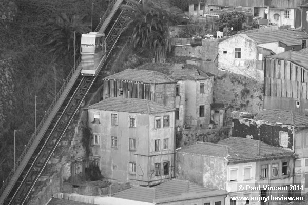 The funicular first opened in 1891, but an accident forced its closure just two years later.