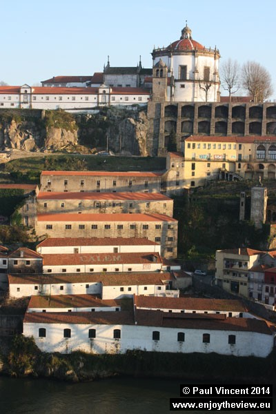 'Caves Calem' is one of the most famous wine cellars in Porto.