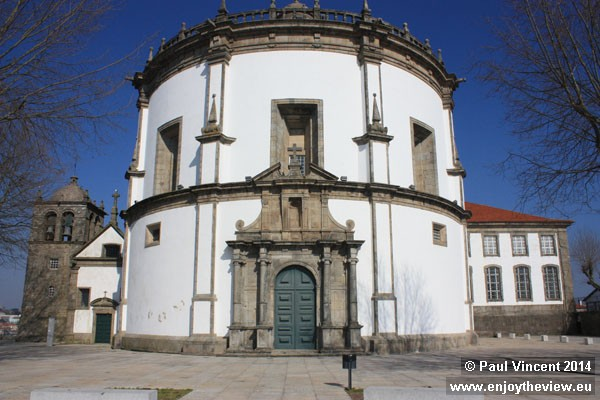 The Serra do Pilar Monastery was listed as a World Heritage Site by UNESCO in 1996.