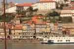 North bank of Douro River
