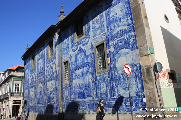 The Chapel of Santa Catarina is also known as the Chapel of Souls.