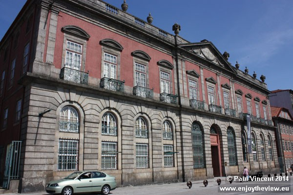 Founded in 1833, this was Portugal's first national museum.