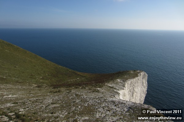 Tennyson Down is part of the Isle of Wight's Area of Outstanding Natural Beauty.