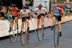 Penny Farthing race photo
